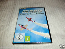 IKARO-Ultimate Air racing experience (PC CD-ROM) OVP & Nuovo