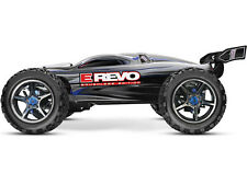 Traxxas E-Revo Brushless iD RTR with TSM (Silver) #56087-3S