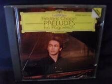 Chopin – Preludes Op. 28  -Ivo Pogorelich