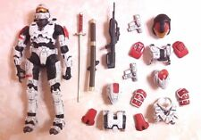 Halo Rogue CQB Scout Hayabusa White Spartan Armor Pack
