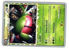 PROMO POKEMON CHAMPIONSHIPS 2011 N°  98/102 YANMEGA PRIME 110 HP