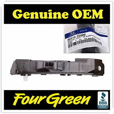 Genuine Front Right side bumper bracket for Sonata 2011-2014 OEM [865143S000]