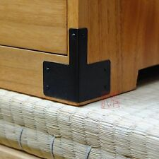 CC4-SMALL, Iron corner plate, for Japanese tansu box