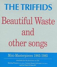 THE TRIFFIDS Beautiful Waste And Other Songs CD BRAND NEW