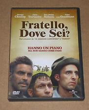 FRATELLO, DOVE SEI? (un film di JOEL e ETHAN COHEN) - DVD FILM