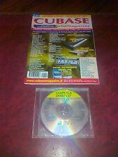 CUBASE MAGAZINE RIVISTA N.51 con CD ALLEGATO ORIGINALE INCLUSO - Vedi foto
