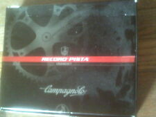 NUOVO RECORD CAMPAGNOLO pista chainset, 165mm, Binario, 1/8 48 DENTI