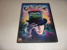 DVD   Charlie und die Schokoladenfabrik