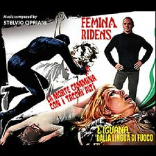 Femina Ridens - 3 x CD Complete Boxset - Limited 500 - OOP - Stelvio Cipriani