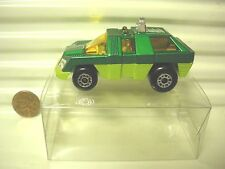 LESNEY MATCHBOX 1975 MB59C GREEN PLANET SCOUT *NEAR MINT IN MINT PLASTIC BOX*