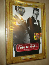 DVD N°23 IL GRANDE CINEMA DI TOTO' TOTO' LE MOKO' NUOVO SEALED COLLEZIONE ORO