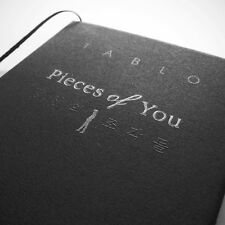 Pieces of You (English Edition) Novel Book Hardcover by TABLO (Epik High)