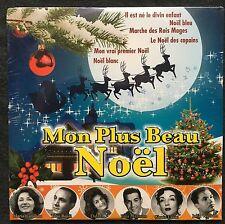 Compilation CD Mon Plus Beau Noël - France (M/M - Scellé / Sealed)