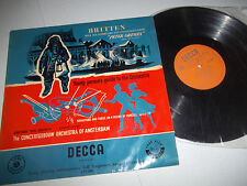 LXT-2886 Britten Sea Interludes Young Persons Guide 1955 DECCA UK VG+ LP