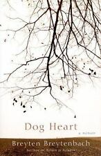 Dog Heart: A Memoir, Breytenbach, Breyten, Good Condition, Book