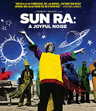 SUN RA New Sealed 2016 COMPLETE HISTORY, BIOGRAPHY & MORE BLU RAY