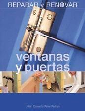Ventanas y puertas (Reparar y renovar series)-ExLibrary