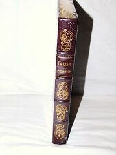Easton Press Faust by Goethe 100 Greatest NEW/SEALED!