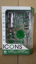 *#1 DC COMICS ICONS ACTION FIGURE ACCESSORY PACK BATMAN SUPERMAN JUSTICE LEAGUE