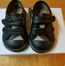 NEW WITH BOX BABY BURBERRY SHOES SIZE 17