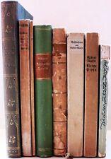 Robert Walser, Acht Erstausgaben