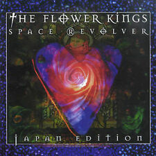 Flower Kings (The): Space Revolver (Japan CD, Aug-2000, Avalon Records)
