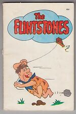 Hanna Barbera THE FLINTSTONES - Charlton Press Inc - 1972 Xerox Education Pub.