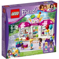 LEGO Friends 41132 Heartlake Party Shop, MISB, Brand New