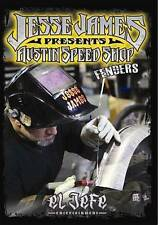 Jesse James Austin Speed Shop FENDERS   west coast choppers NEW SEALED  DVD