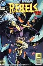 R.E.B.E.L.S. #5 Comic Book - DC 1995 REBELS