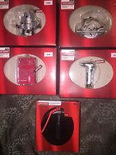 NEW Craftsman Sears Tool Minis, Collectible Christmas ORNAMENTS 2010-2011 (5)
