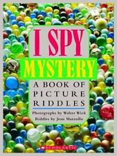 I Spy Mystery:  A Book of Picture Riddles