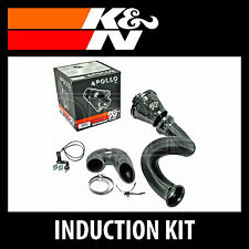 K&N Apollo Performance Air Induction Kit 57A-6041 - K and N High Flow Part