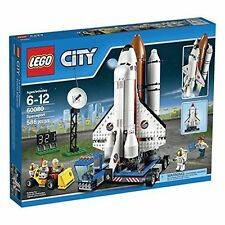 60080 SPACE PORT city town lego legos set NEW sealed rocket shuttle spaceport