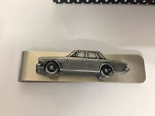 Volvo 164 Saloon 3D Pewter Effect emblem ref286 stainless steel money clip