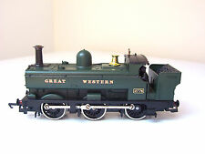 "Hornby Railways ""OO"" Gauge GWR 0-6-0 Pannier tank locomotive & goods wagons"