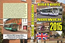 3112. Norwich. UK. Buses. May 2015. A sunny but windy and cold late spring treat