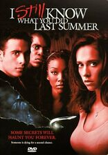 New DVD I Still Know What You Did Last Summer Jennifer Hewitt Freddie Prinze