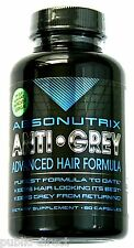 Absonutrix ANTI-GREY Advanced Hair Formula Supplement Capsule Natural Color Pill