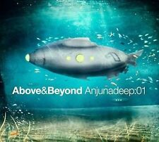Above and Beyond - Anjunadeep 01 (DISC TWO ONLY) VERY CLEAN! Jaytech Oceanlab