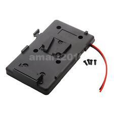 Battery Back Pack Plate Adapter for Sony V-Mount V-Lock Battery External