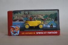 Spirou Fantasio Citroën 5 HP Spirou et les héritiers Editions Atlas