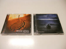 "Blind Alley ""Infinity Ends"" 2004 & ""Destination Destiny""  2cd Combo"