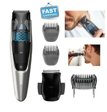 Philips Norelco Trimmers Vacuum Removal Shaver Clipper Electric Shaving Cut Hair