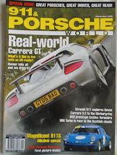 911 & Porsche World Sep 2005 Carrera GT, 911S, Strosek