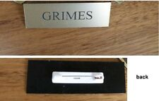 Sheriff GRIMES Name BADGE Walking Dead zombie Halloween Costume Cosplay