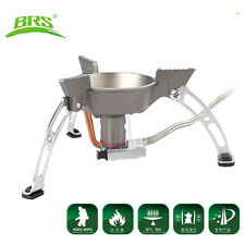 BRS-11 Windproof Outdoor Gas Stove Portable Split Cookware Camping Hiking