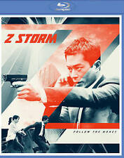 Z-Storm [Blu-ray], New Disc, Gordon Lam, Louis Koo, Michael Wong, Davin Lam