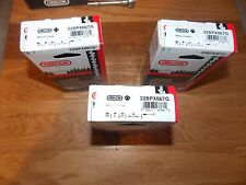 """3 Oregon  16"""" chainsaw chains .325 pitch .063 L67 22BPX067G replaces 26RMC 67"""
