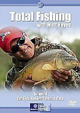 Total Fishing With Matt Hayes Vol.4 - Cat Fish, Golden Tench And Carp (DVD,...